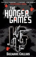 The Hunger Games cover.