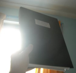 Big Rambly Notebook